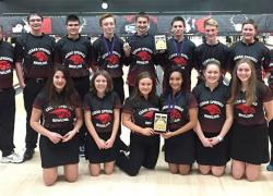 Red Hawk bowlers win Wyoming tournament
