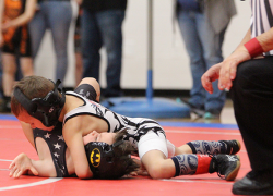 WMP wrestlers place at first tournament of the year