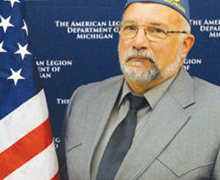 Michigan American Legion Department Heads to Attend Local Post Event