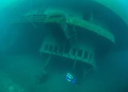 New interactive map highlights Great Lakes shipwrecks and their lore