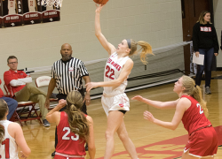 Lady Red Hawks look to get back on track