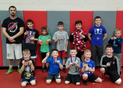 Youth wrestlers keep on winning