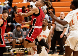 Red Hawk boys basketball takes tough loss against Bengals