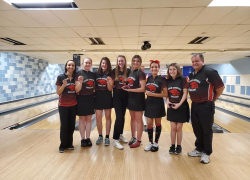 Red Hawk bowlers setting record scores