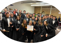 Cedar Springs High School band to compete at state festival