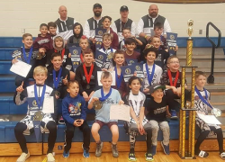 WMP results from TeamState Duals and Hudsonville
