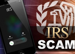 Taxpayers should know the signs of a phone scam