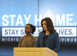 Governor Whitmer Extends Stay Home, Stay Safe Order