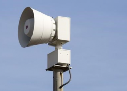 Warning siren testing to begin Friday