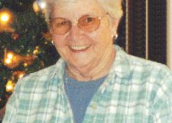In loving memory of Joan C. Reed