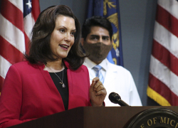 Governor Whitmer extends stay at home order