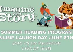 Summer reading to kick off at CS Library