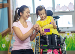 Social Security benefits for children with disabilities