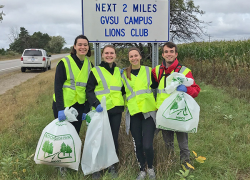 Adopt-A-Highway cleanup coming Saturday