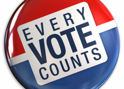 Primary election August 4