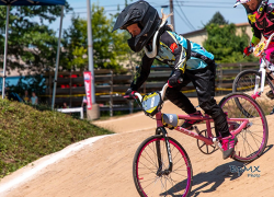 Local girl takes third in BMX competition