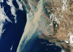 DNR sends firefighters, engines to help fight California wildfires