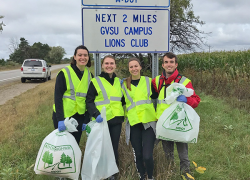 Final Adopt-A-Highway cleanup of year starts Saturday