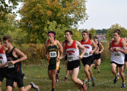 Five straight CS invite wins for boys cross country