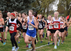 Girls finish third in OK Gold conference