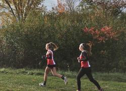 Girls finish fourth in Kent Ottawa Meet