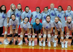 Volleyball wraps up regular season, heads to Districts Nov. 4
