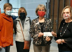 Cedar Springs Rotary supports North Kent Connect