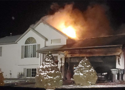 Update on Solon Township fire