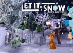 Kent District Library presents Let It Snow
