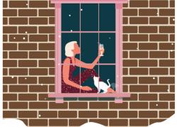 Winter drinking