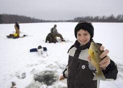 Catch free fishing weekend Feb. 13-14