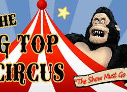"R.A.T. Troupe presents ""Big Top Circus"""