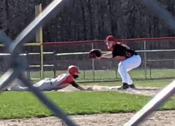 JV baseball begins