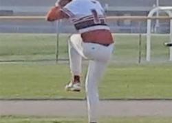 Red Hawk baseball splits with TK, falls to Traverse City West