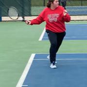 Cedar Springs girls varsity tennis wins tri-match
