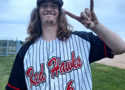 Red Hawk baseball turns up the heat