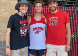 Bowers medals in two events at state meet