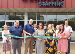 Workbox Staffing holds grand opening