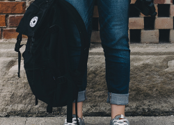 Would you donate a new backpack?