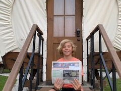 The Post travels to Kentucky