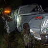 Lakeview man injured in rollover crash