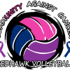 Volleyball holds Community against Cancer night